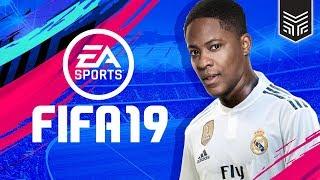 FIFA 19: ALEX HUNTER É DO REAL MADRID