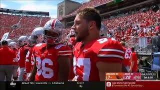 Nick Bosa Highlights vs  Oregon State 2018