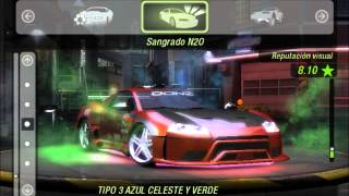 mitsubishi 3000gt maxina reputacion visual- need for speed underground 2