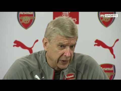 Wenger: Play Wilshere further forward 1080p