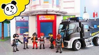 Video Playmobil Polizei - SEK Einsatz im Shoppingcenter - Playmobil Film download MP3, 3GP, MP4, WEBM, AVI, FLV Juli 2018