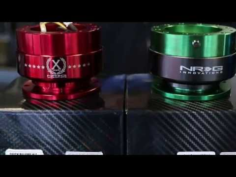 NRG Quick Release Steering Wheel Hub 2.0 Review