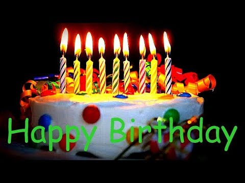 Happy Birthday To You Piano Style Music ♫♫♫ 1 Best