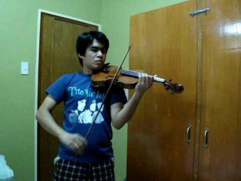 Abelardo CAVATINA for violin