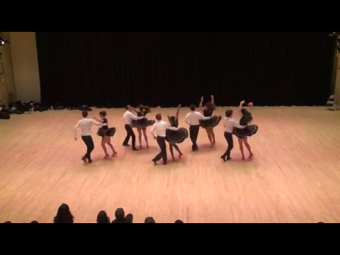 Salsa Pal Bailador - Los Salseros | Stanford Big Dance 2017