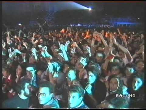 Antonello Venditti dal Tour Venditti e Segreti - concerto del  1988