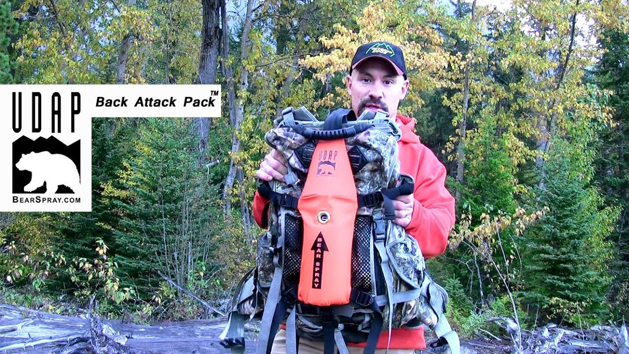 Bear Protection With Frontiersman Bear Spray: Newest Bear Spray Protection