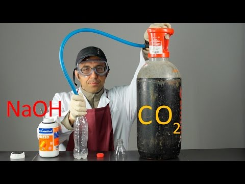 CO2 Capture with Sodium Hydroxide (NaOH)