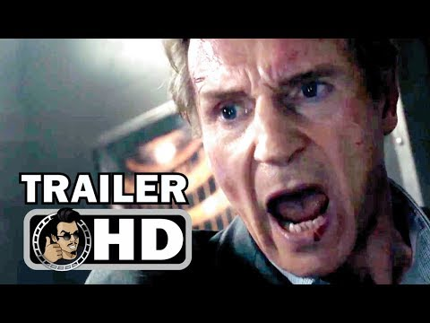 THE COMMUTER   2 2017 Liam Neeson Action Movie HD