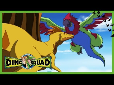 🦖 Dino Squad - Easy Riders and Raging Dinos | HD Full Episode | Dinosaur Cartoon 🦖