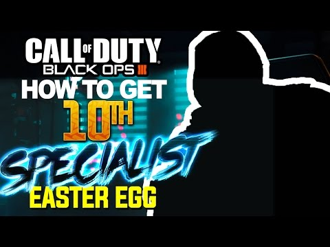 BLACK OPS 3: 10th SPECIALIST EASTER EGG!  HOW TO GET THE 10TH SPECIALIST! - YOU GOTTA SEE THIS!!!