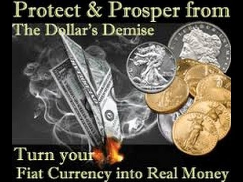 ECONOMIC CHAOS-  Counterfeit GOLD, Wages Decline, Inflation, Deflation.  Print or Taper Money ?