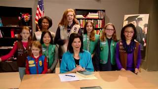 NEA Partners with the Girl Scouts of the United States of America
