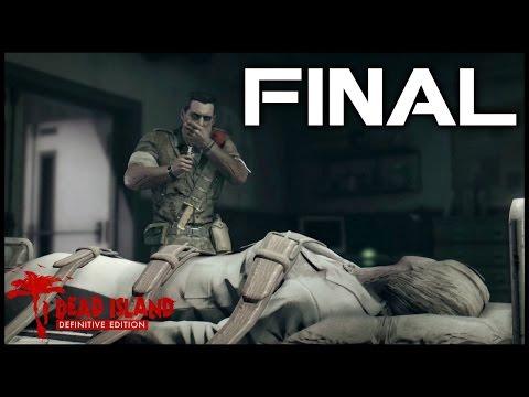 DEAD ISLAND DEFINITIVE EDITION (RYDER) Gameplay Español (FINAL) - PC Max Settings 1080p HD 60fps