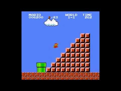 Tim and Moby play Super Mario Bros.