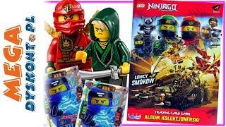 LEGO® Ninjago  Album Kolekcjonerski Karta XXL  Zestaw startowy