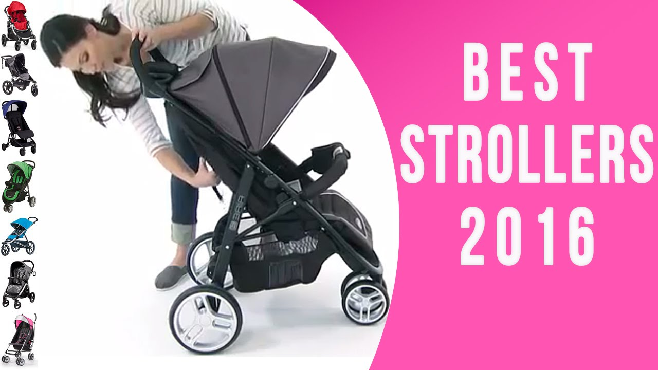 Best Strollers 2016 | TOP 7 Strollers To Buy - YouTube