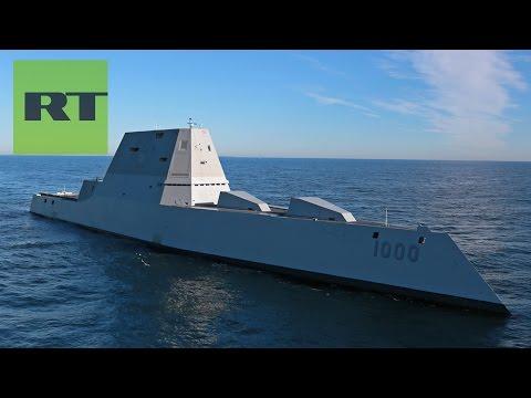 La Marina China Se Burla Del Nuevo Destructor Estadounidense