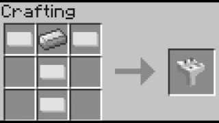 Крутые minecraft рецепты крафта #1