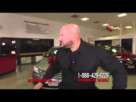 nissan of vacaville boas spanish commercial!!!! - YouTube