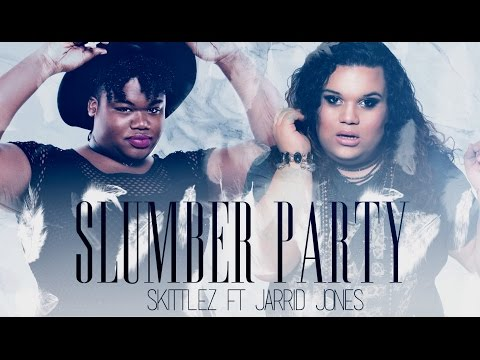 Slumber Party (Cover) - SkittLeZ feat. Jarrid Jones