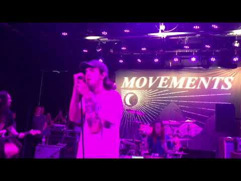 Movements- Daylily (NEW SONG Live 11-2-2017)