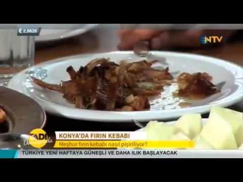 KONYA'DA  FIRIN KEBABI