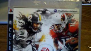 Madden 10 Unboxing (PS3)