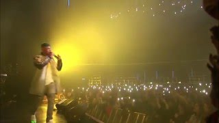 FUSE ODG performing &quotLight it up&quot UK Tour