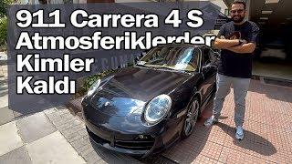 Porsche 911 Carrera 4S   3.8 Atmosferik Dört Çeker   İnceleme