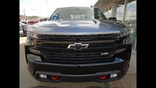 2019 Silverado TRAILBOSS REVIEW