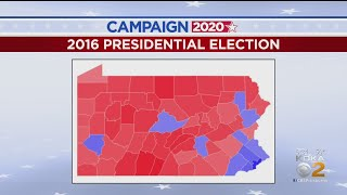 Closer Look At Why Presidential Candidates Paying Attention To Pa.