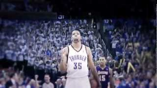 KD Lights Up LA (THUNDER VS SPURS PROMO)