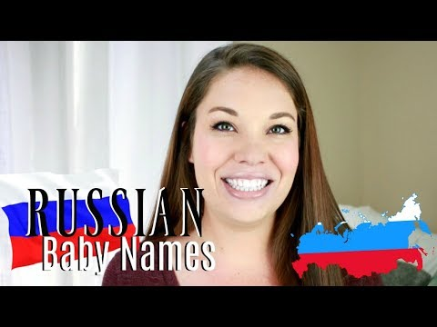 Russian Baby Names | All About Baby Names | Days Of May