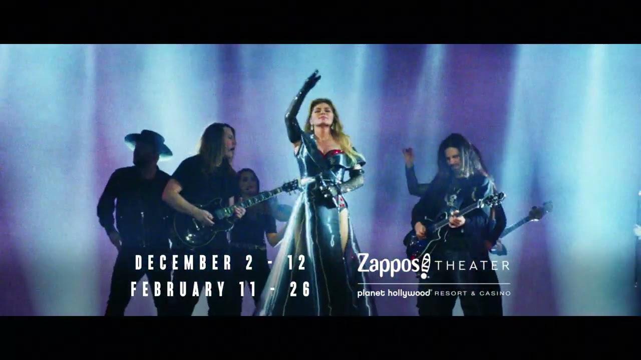 Shania Twain Let's Go! The Las Vegas Residency 2021/2022