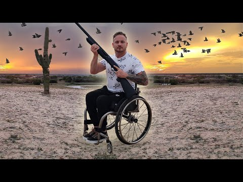 WHEELCHAIR ACCESSIBLE DOVE HUNTING