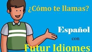 Испанский язык. Урок 12. Как тебя зовут?