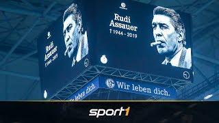 Nach Tod von Rudi Aussauer: Schalker Weggefährten trauern | SPORT1