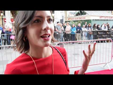 BAFTA Cymru 2016  Catrin Stewart