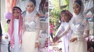 Heboh Anak Lelaki 9 Tahun Nikahi Gadis 14 Tahun