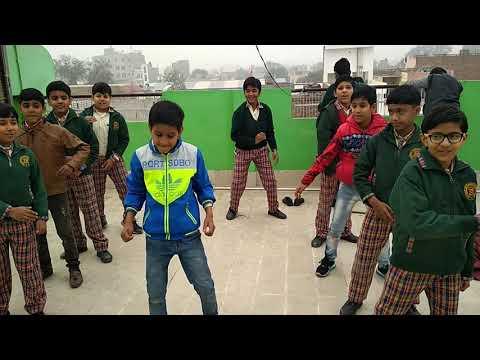 Oont gado song choreography