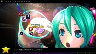 "Project DIVA F [EDIT PLAY] ""World"