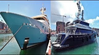 Супер Яхты, Какой Цвет Выбрать, Бирюза или Черный?(, 2015-06-27T07:30:00.000Z)