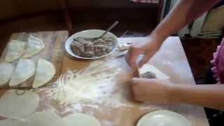 Как приготовить вкусные сочные чебуреки с мясом, быстро, вкусно, просто