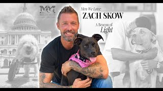 Men We Love: An Interview with Zach Skow, Founder of Marley's Mutts - A Beacon of Light