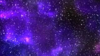 Animasyonlu galaxy arka plan