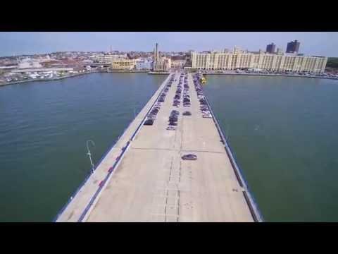 Brooklyn Army Terminal - Pier 3 Drone