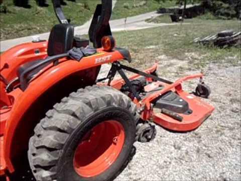 Kubota L3800 Tractor