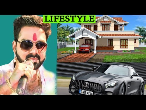 PAWAN SINGH Income, House, Cars, Luxurious Lifestyle | Bhojpuri News 2017