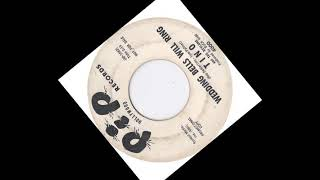 DOO WOP Tino and The Revlons - Wedding Bells Will Ring (1963)